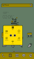 Screenshot of Buggrun(money)Dodol Theme