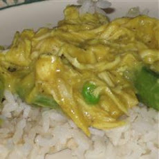 Curried Banana Sauce