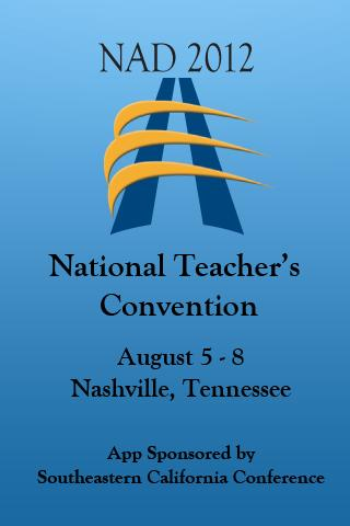 NAD Teacher's Convention 2012