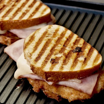A Chicken Cordon Bleu Panini Recipe That You Simply Need To Make