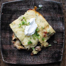 Sunday Supper: Turkey Tamale Pie