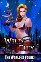 Screenshot of Wild City (Mafia RPG)