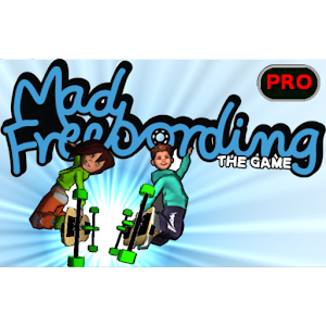 Mad Freebording Snowboarding For PC / Windows 7/8/10 / Mac – Free Download