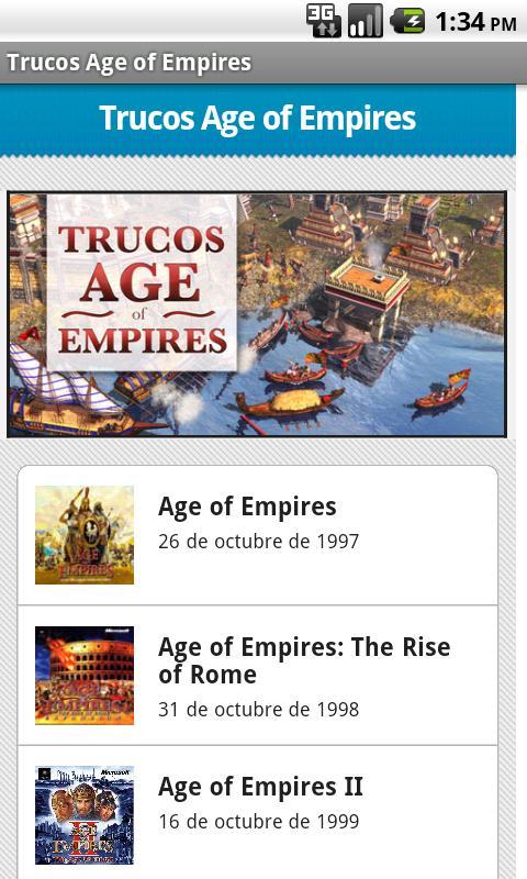Trucos Para Age Of Empires 2 Trial Balance