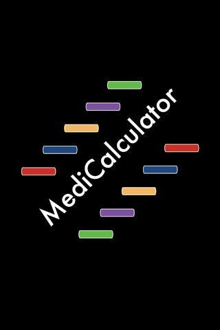 MediCalculator