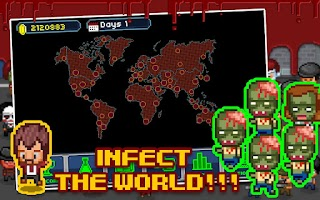 Screenshot of Infectonator