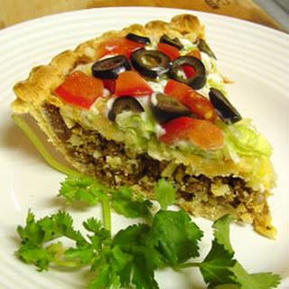 Taco Pie With Pie Crust Recipes