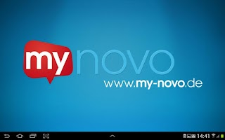 Screenshot of NOVO App
