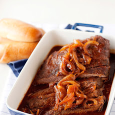 Root Beer Brisket
