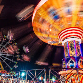 Pesta @ Penang by Loke Inkid - City,  Street & Park  Amusement Parks ( funfair, lights, park, amusement,  )