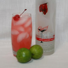 Cherry Vodka Limeade