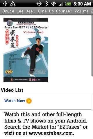 Bruce Lee Jeet Kune Do: Vol 2