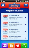 Screenshot of JouéClub