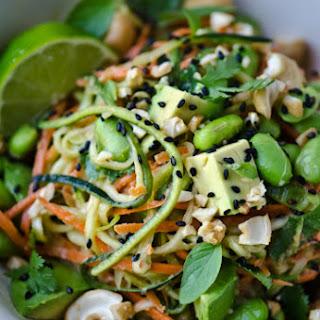 Black Thai Noodles Recipes