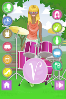Screenshot of Violetta Games