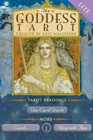 Goddess Tarot Lite