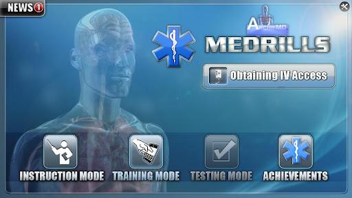 Medrills: Obtaining IV Access