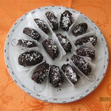 Israeli Stuffed Dates
