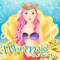 Mermaid Dress Up icon