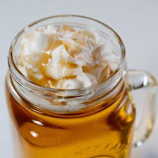 Caramel Apple Cider Drink Recipes
