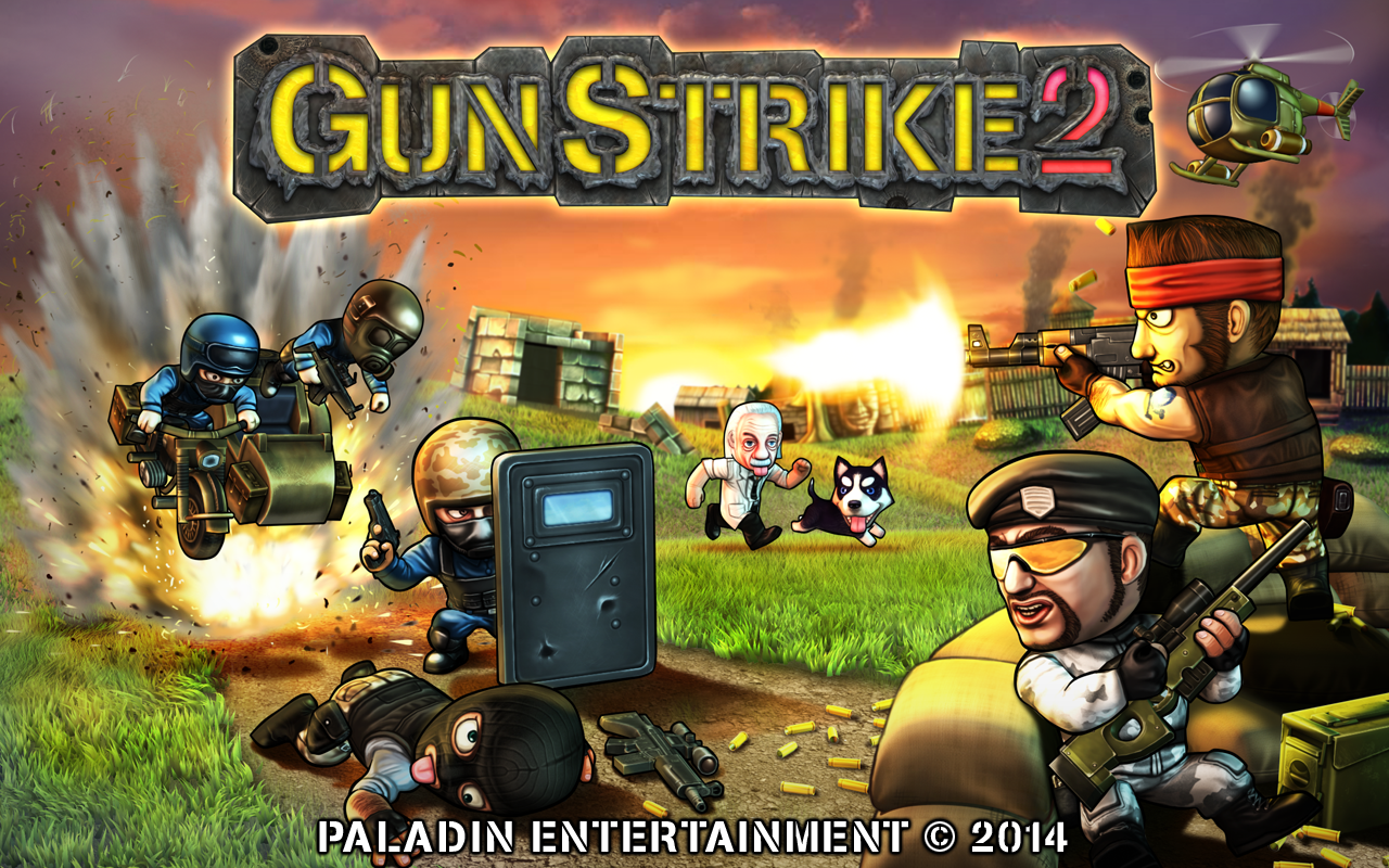 Gun Strike 2 Screenshot 16