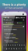 Screenshot of Prague Gigs & Tickets | Qool