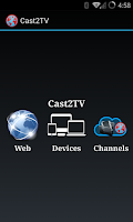 Screenshot of Cast2TV-PRO(ChromeCast etc)