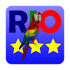 3 Stars in Birds Rio icon