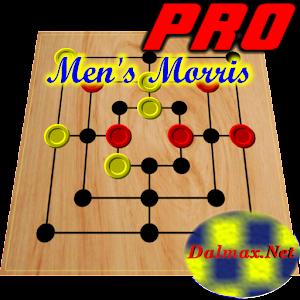 Cover art Dalmax Mens Morris PRO