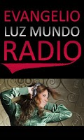 Screenshot of Evangelio Luz Mundo Radio