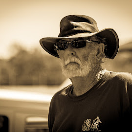Old Guys Rule by Esther Visser - People Street & Candids (  )