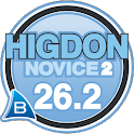 Hal Higdon's Marathon Novice 2 icon