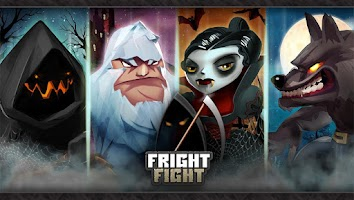 Screenshot of Fright Fight® - Online Brawler