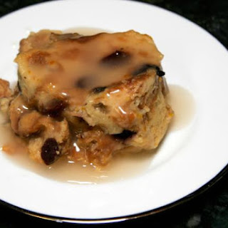 Slow Cooker Spiced Bread Pudding