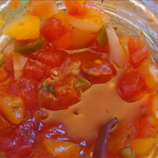 Peach Salsa That Will Blow Your Mind!!!!