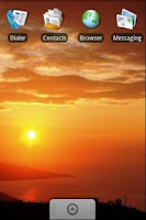 Screenshot of Sunny Wallpapers