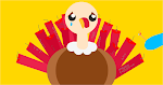5. Give the Turkey Feathers!