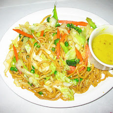 Tibetan Noodles with Vegetables