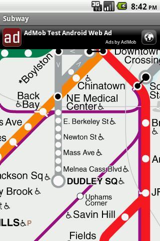 玩旅遊App|地铁图 Pro免費|APP試玩