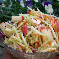 Weight Watchers Apple Cole Slaw (1-Point)