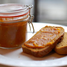 Honey Ginger Pumpkin Butter