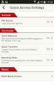 Screenshot of Westpac One Mobile Banking