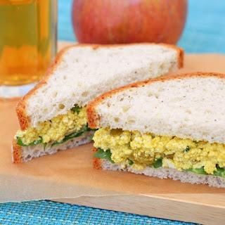 Curried Tofu Sandwich Recipes