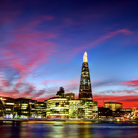 The Shard by Bill Green - Buildings & Architecture Office Buildings & Hotels ( london )