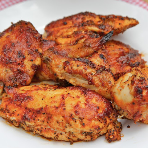 Grandma Barb's Baked BBQ Chicken