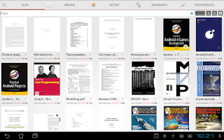 Screenshot of PRO PDF Reader