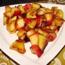 Simple Cinnamon Apples