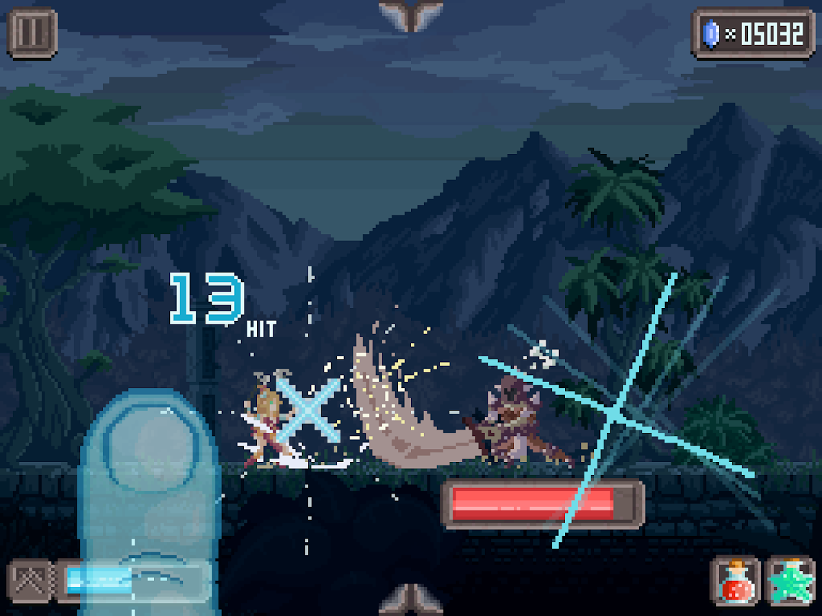 Combo Queen - Action RPG Screenshot 7