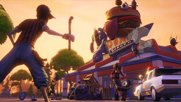 Epic opens up alpha registration for Fortnite