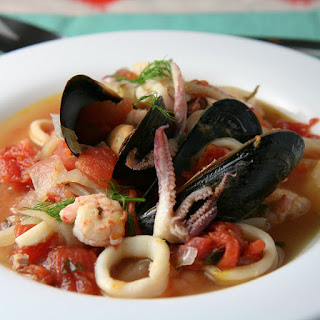 Sustainable Seafood Stew